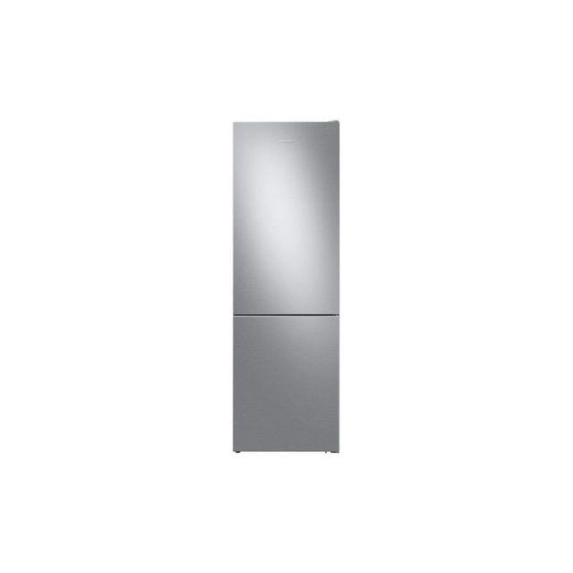 Samsung RB3VRS150SA - Refrigerateur combine - 317L 228L + 89L - Froid ventile integral - A+ - L59,5cm x H186cm - Metal Grey
