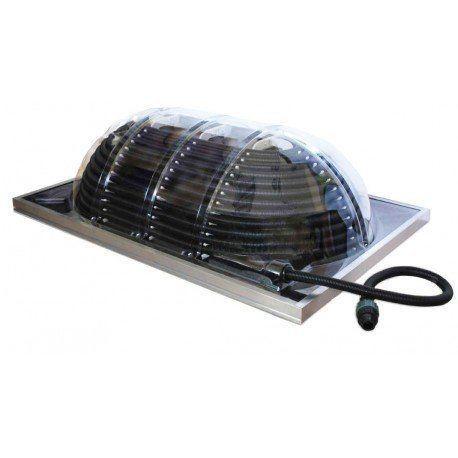 rechauffeur piscine solaire perfect chauffage solaire fait maison pour piscine piscine with. Black Bedroom Furniture Sets. Home Design Ideas