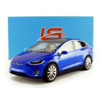 Ls Collectibles - 1/18 - Tesla Model X - 2016 - Ls030A