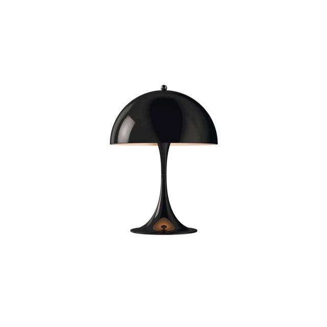 Louis Poulsen Lampe de table Panthella Mini Version 2 - noir