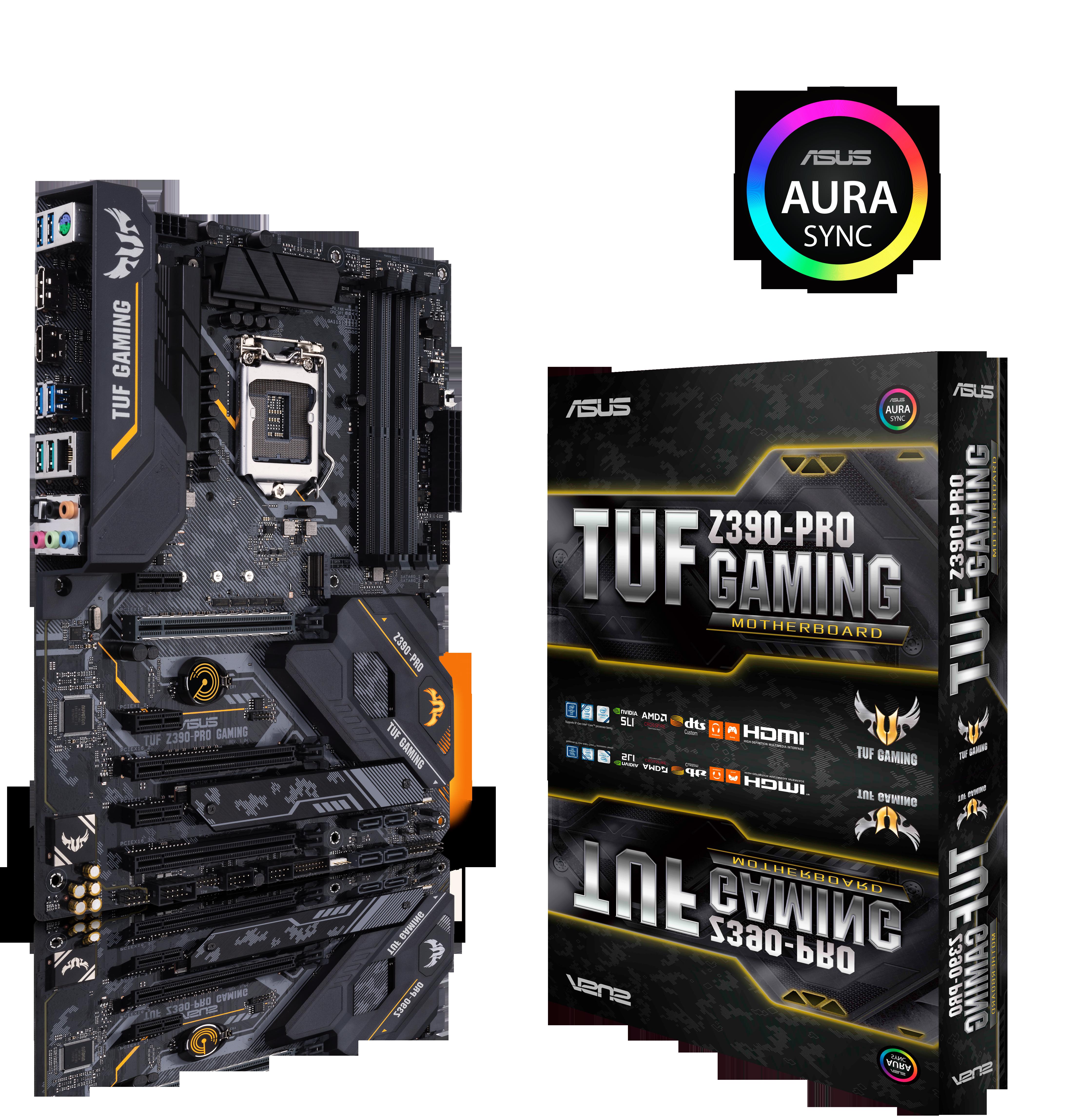 Carte mère Intel Z390 TUF Gaming Pro Asus