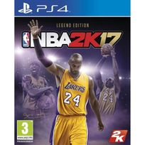 2K - NBA 2K17 - Legend Edition - PS4