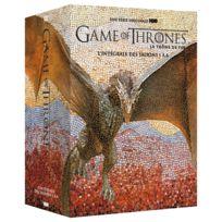 WARNER BROS - Game of Thrones intégrale saisons 1-6