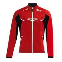Briko - Xc Plus Lite Jacket Rouge Veste de ski de fond homme