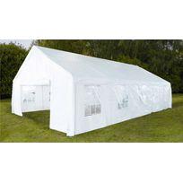 BOUTIQUE-JARDIN - Tente de réception 6x12m 300gr/m²