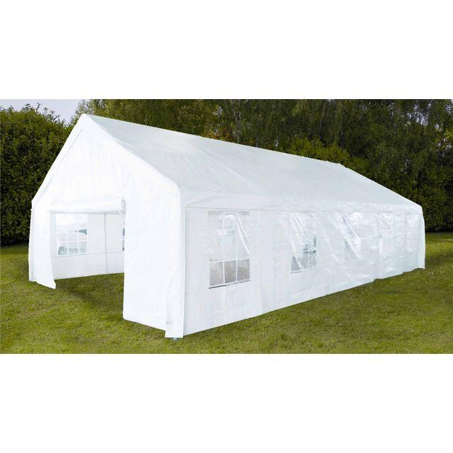 oviala tente de r ception 6x12m 300gr m pas cher achat vente tentes de r ception. Black Bedroom Furniture Sets. Home Design Ideas