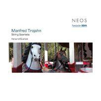Neos - Quatuor à cordes Nos 3 & 4, Chants d'insomnie Iii, Fragments pour Antigone