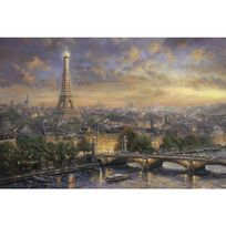 Schmidt - Puzzle 1000 pièces : Paris : la ville de l'amour