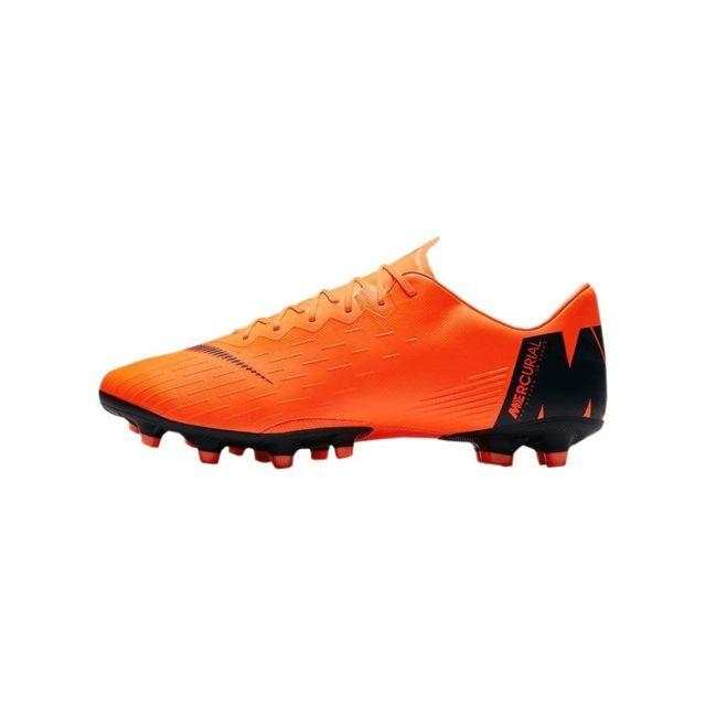 74118bbc56e Nike - Mercurial Vapor 12 Pro Agpro Fast By Nature - pas cher Achat   Vente  Chaussures foot - RueDuCommerce