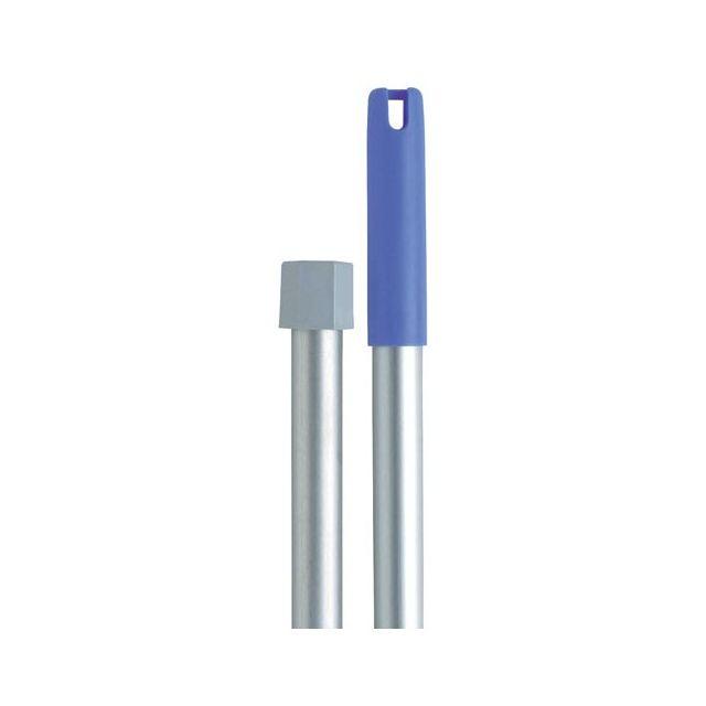 mery manche en aluminium anodis 1 4 m bleu pas cher achat vente balais raclettes. Black Bedroom Furniture Sets. Home Design Ideas