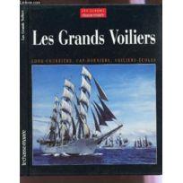 Les Grands Voiliers Des Derniers Long Courriers Aux Voiliers écoles D Aujourdhui Collection Les Albums Chasse Maree