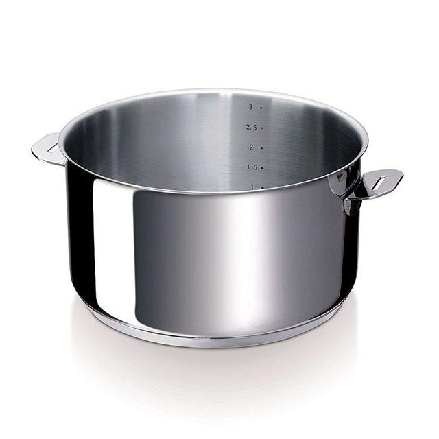 BEKA casserole/faitout inox 20cm - 12326204