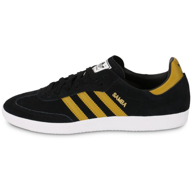 adidas original noir et or