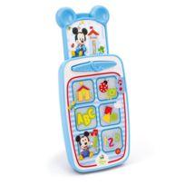 Clementoni - Smartphone D'éveil Mickey