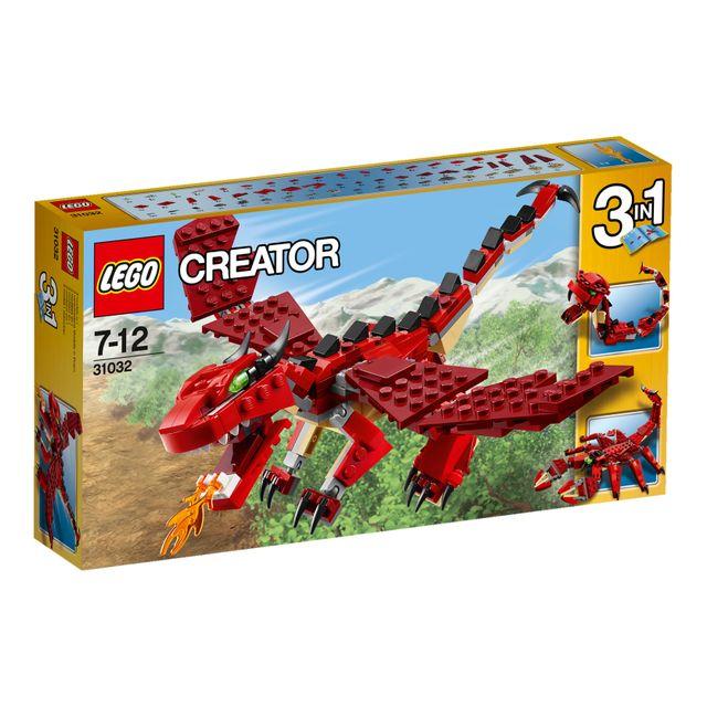 Rouges Creator 31032 Créatures Les 1uJ3TlFKc