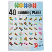 Jouets Clics - Jeu De Construction Livre 40 Constructions Tout Niveau 68 Pages