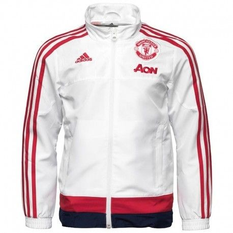 Veste Adidas Garçon Football Manchester Originals United 7WnW1qgR