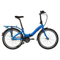 "Tern - Castro P7i - Vélo pliant - 24"" bleu"