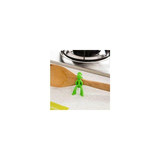 Alpexe Support pince Pour Ustensiles de cuisine Silikon
