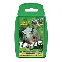 Winning Moves - Jeu de bataille dinosaures