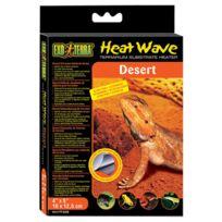 Exo Terra - Heat Wave Desert, Tapis Chauffant - Taille Xs - 4 Watts