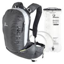 Ergon - Sac à dos omique Bx2 gris avec poche à eau Bh300