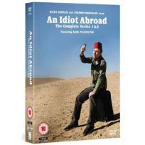 2 Entertain - An Idiot Abroad - Series 1 & 2 Box Set IMPORT Anglais, IMPORT Coffret De 4 Dvd - Edition simple