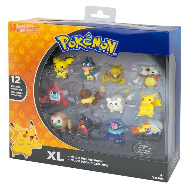 Coffret figurines Pokemon 4 figurines
