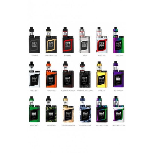 Smok - Kit Alien Baby Al85 + Tfv8 Baby 2 Ml Tpd Smoktech - pas cher Achat   Vente  Cigarette électronique - RueDuCommerce 4c4a025c18d1