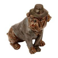 statue chien achat statue chien pas cher soldes rueducommerce. Black Bedroom Furniture Sets. Home Design Ideas