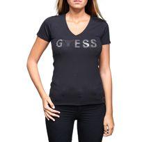 Guess - Tee shirt femme W73i60 - J1300 A996 Noir