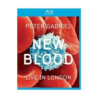 Auvidis - New Blood: Live In London Blu-ray