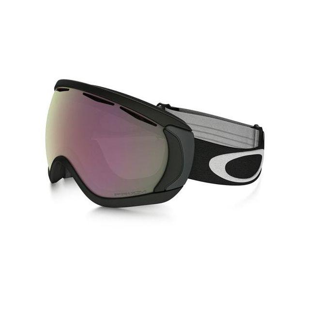 Oakley - Masque Canopy noir avec verre Prizm Hi Pink - pas cher ... 755b6391f47d