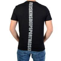 Redskins - T-shirt Kik Worner Black