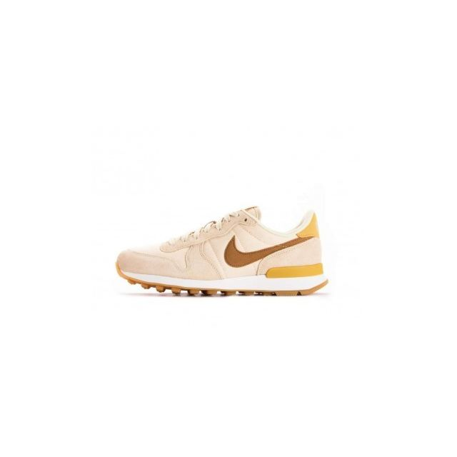 Nike Wmns Internationalist AdulteCouleur BeigeGenre Age doxCerB