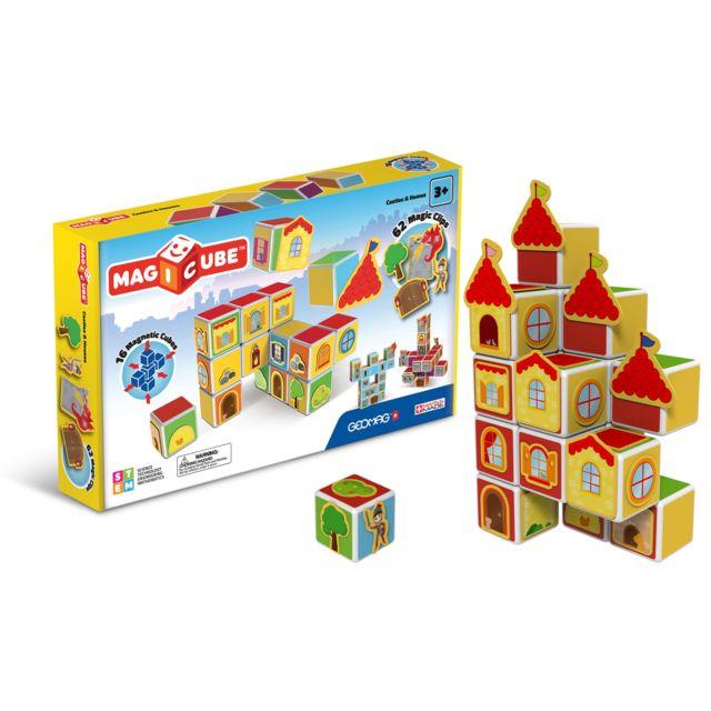 GIOCHI PREZIOSI Magicubes - puzzle - Chateau - MAB09