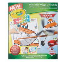 Crayola - Album de coloriage : Album Color Wonder Planes
