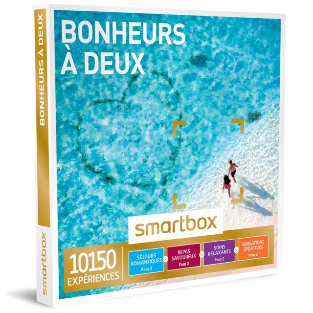 ee12a5fd43b Smartbox - Bonheurs à deux - Coffret Cadeau - pas cher Achat   Vente ...