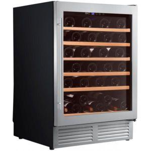 climadiff cave vin encastrable sous plan 51 bouteilles aci cli573e pas cher achat. Black Bedroom Furniture Sets. Home Design Ideas