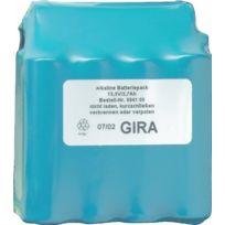 Gira - 094100 Batteriepack 13,5 V Funk-alarm