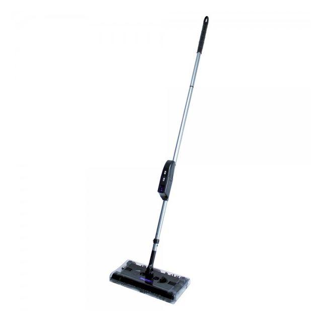 swivel sweeper max aspirateur balai lectrique sans fil achat aspirateur sans sac silencieux. Black Bedroom Furniture Sets. Home Design Ideas