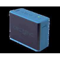 CREATIVE LABS - Creative MUVO 2C Bluetooth Wireless Speaker Blue