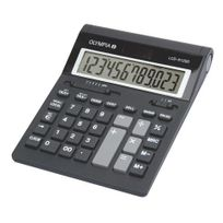 Olympia - Calculatrice Lcd 612SD