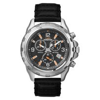Timex - The Expedition Rugged Chrono Acier/Noir