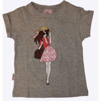 Miss Girly - T shirt Fille Flirt