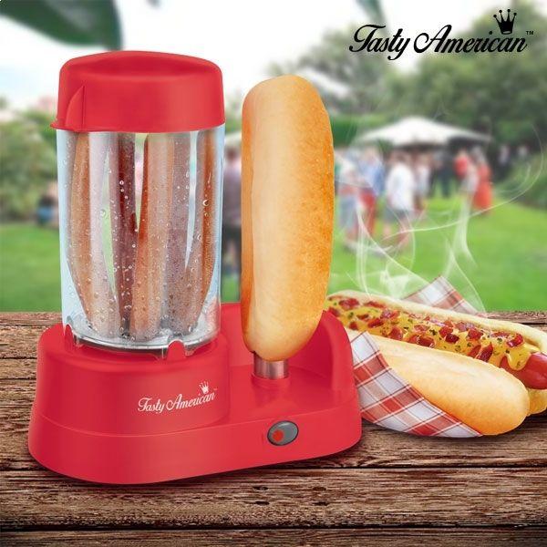 Totalcadeau Machine pour préparer des Hot Dogs Tasty American