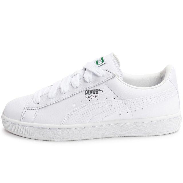 2c5d0a7784d69 Chaussures Puma Blanche