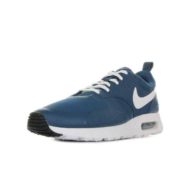 Nike - Air Max Vision Bleu, Blanc