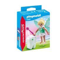 PLAYMOBIL - SPECIAL PLUS - Fée avec boîte à dents de lait