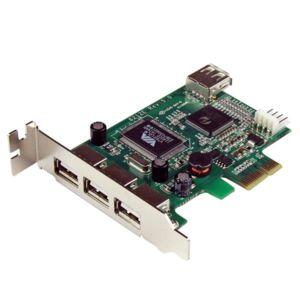 Startech carte contr leur pci express 4 ports usb 2 0 - Carte controleur pci express 4 ports usb 3 0 ...